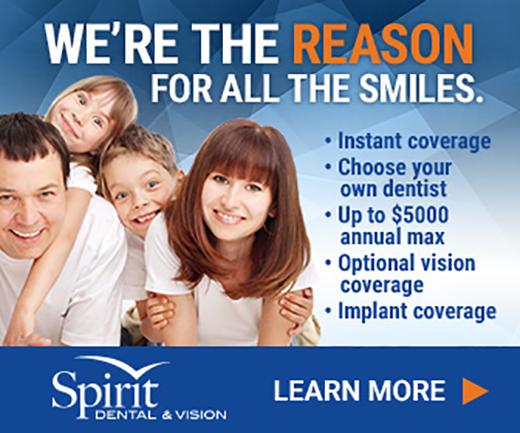 Minnesota Insurance Services offers Spirit Dental